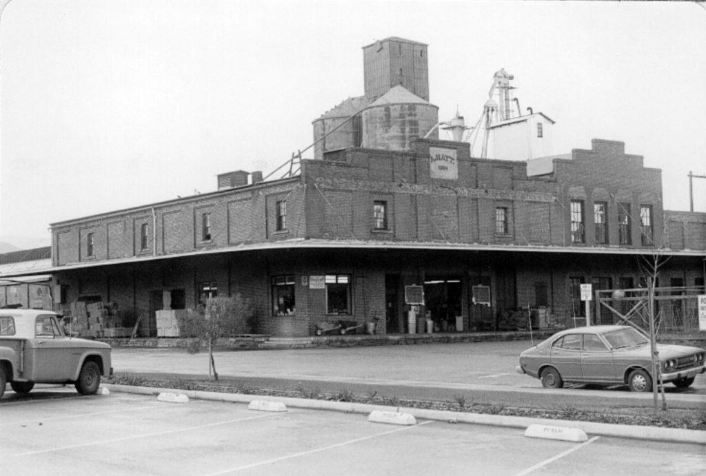 Hatt Building 1978